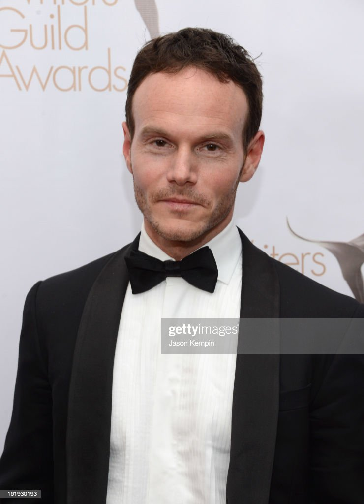 Writer Chris Terrio arrives at the 2013 WGAw Writers Guild Awards at JW Marriott Los Angeles at L.A. LIVE on February 17, 2013 in Los Angeles, California.