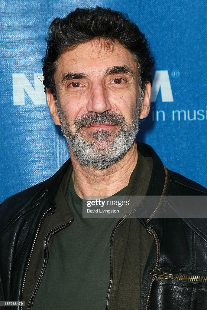 Writer Chuck Lorre attends the 110th NAMM Show - Day 3 at the Anaheim Convention Center on January 21, 2012 in Anaheim, California.