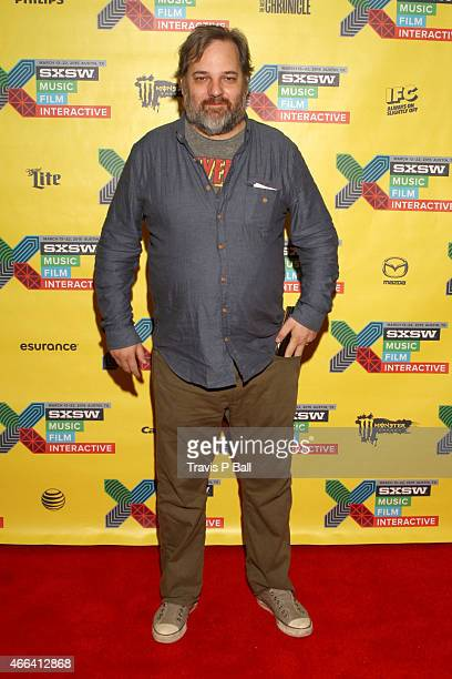 Writer Dan Harmon attends 'The Cast Of 'Community' On Moving To Digital' during 2015 SXSW Music Film Interactive Festival at Austin Convention Center...