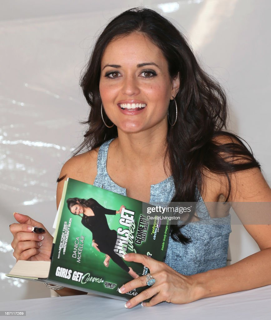 Writer Danica McKellar attends the 18th Annual Los Angeles Times Festival of Books - Day 1 at the University of Southern California on April 20, 2013 in Los Angeles, California.