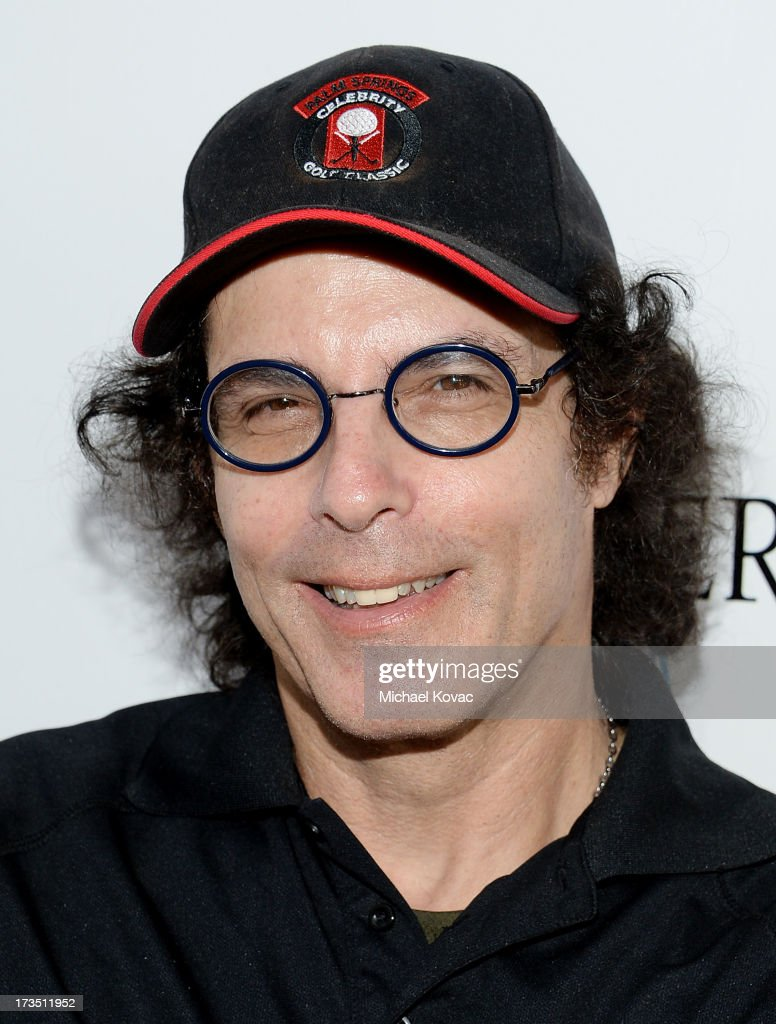 Writer Dave Shelton attends The 4th annual Alex Thomas Celebrity Golf Classic presented by Belvedere at Mountain Gate Country Club on July 15, 2013 in Los Angeles, California.