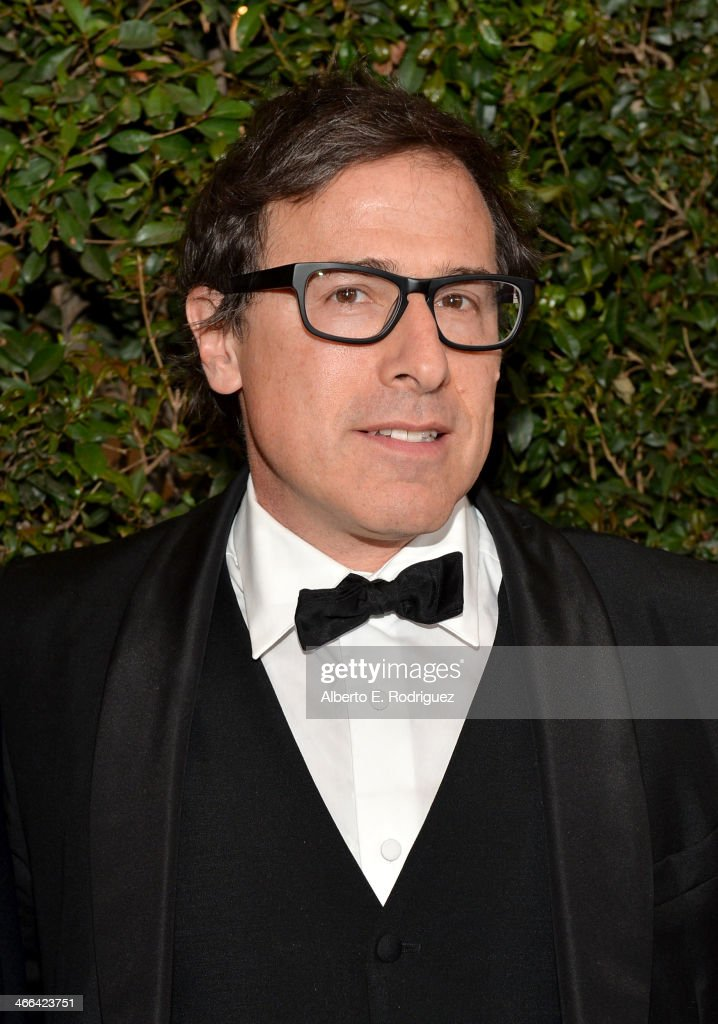Writer <a gi-track='captionPersonalityLinkClicked' href=/galleries/search?phrase=David+O.+Russell&family=editorial&specificpeople=215306 ng-click='$event.stopPropagation()'>David O. Russell</a> attends the 2014 Writers Guild Awards L.A. Ceremony at J.W. Marriott at L.A. Live on February 1, 2014 in Los Angeles, California.