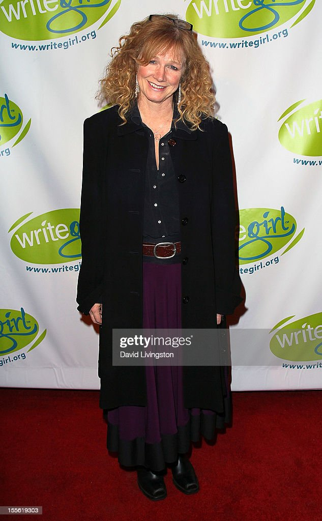 Writer Dawn Prestwich attends the Bold Ink Awards at the Eli and Edythe Broad Stage on November 5 2012 in Santa Monica California
