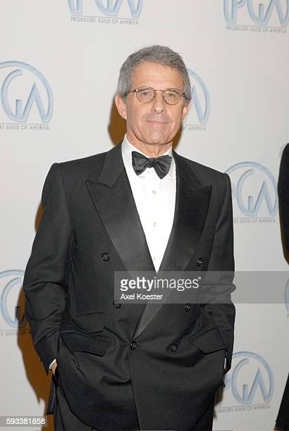 Writer director and producer Ron Meyer arrives to the Producers Guild of Amercia Awards banquet at the Hyatt Regency Century Plaza Hotel in Los...