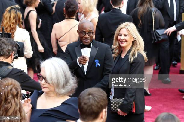 Writer Director Barry Jenkins attends the 89th Annual Academy Awards at Hollywood Highland Center on February 26 2017 in Hollywood California