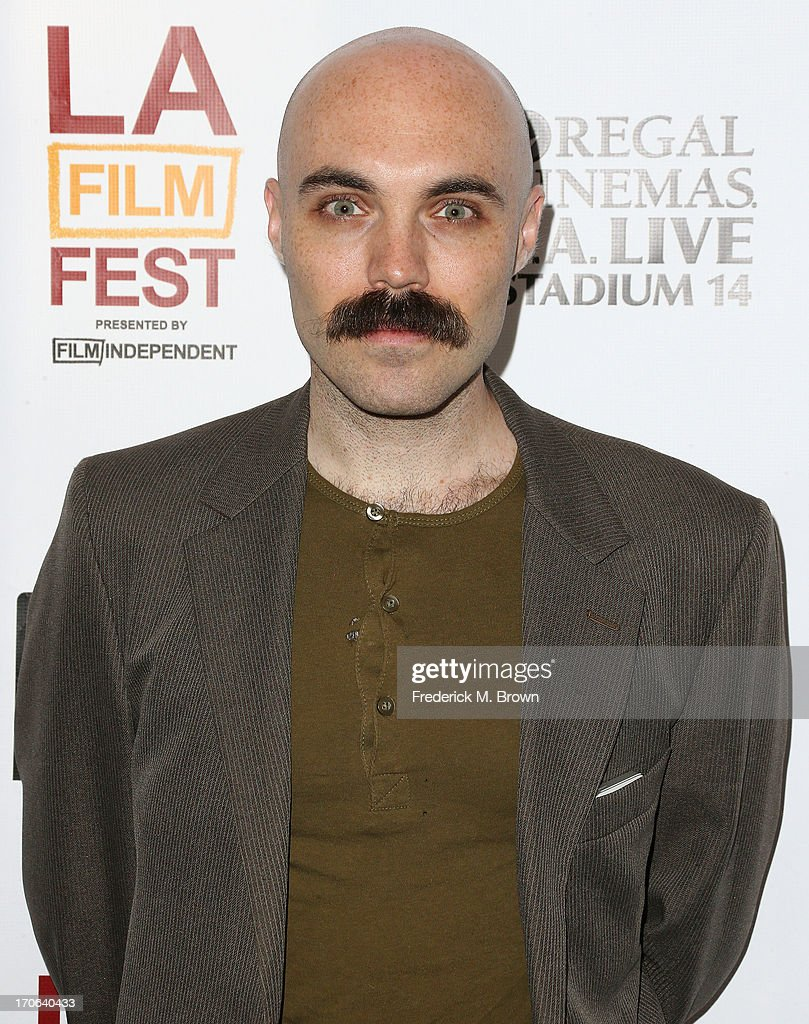 Writer director David Lowery attends the 2013 Los Angeles Film Festival screening of IFC Films' 'Ain't Them Bodies Saints' at the Regal Cinemas L.A. Live on June 15, 2013 in Los Angeles, California.