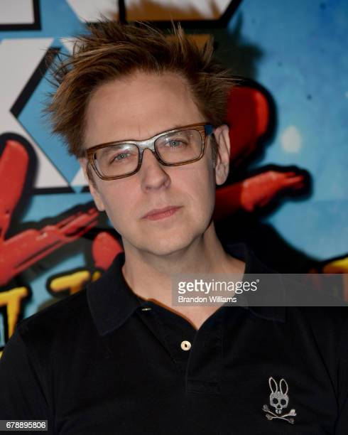 Writer / Director / Producer James Gunn attends the fan screening of Disney and Marvel Studios 'Guardians of the Galaxy Vol1 ' and 'Guardians of the...