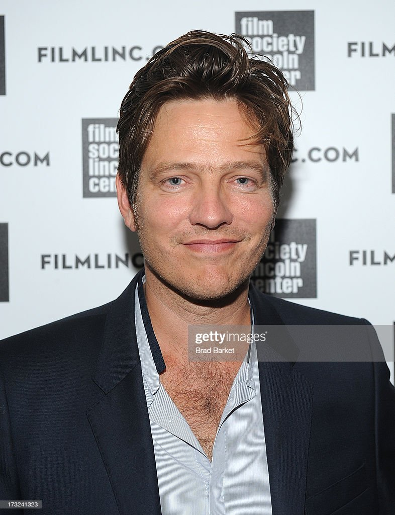Writer, Director <a gi-track='captionPersonalityLinkClicked' href=/galleries/search?phrase=Thomas+Vinterberg&family=editorial&specificpeople=2247734 ng-click='$event.stopPropagation()'>Thomas Vinterberg</a> attends 'The Hunt' New York Premiere at Elinor Bunin Munroe Film Center on July 10, 2013 in New York City.