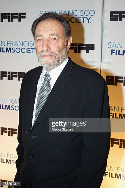 Writer Eric Roth arriving at Bimbo's on May 7 2013 in San Francisco California