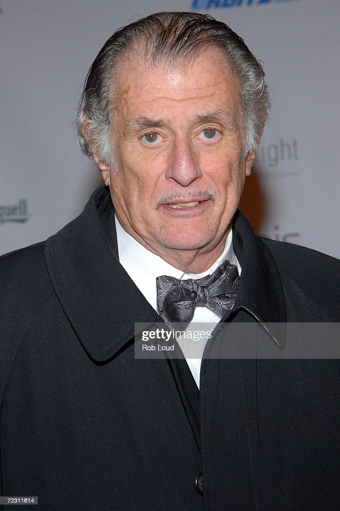 Writer Frank Deford arrives at photography's 4th Annual Lucie Awards at the American Airlines Theatre October 30, 2006 in New York City.
