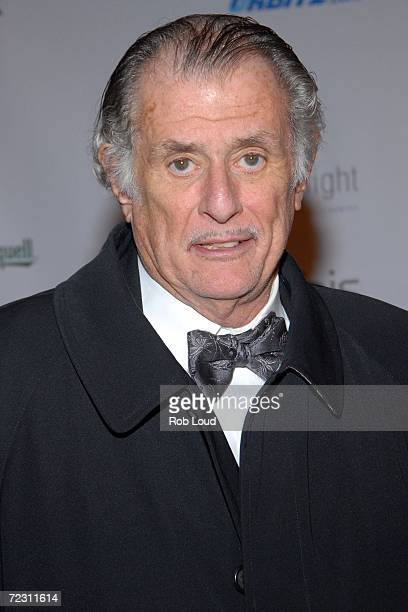 Writer Frank Deford arrives at photography's 4th Annual Lucie Awards at the American Airlines Theatre October 30 2006 in New York City