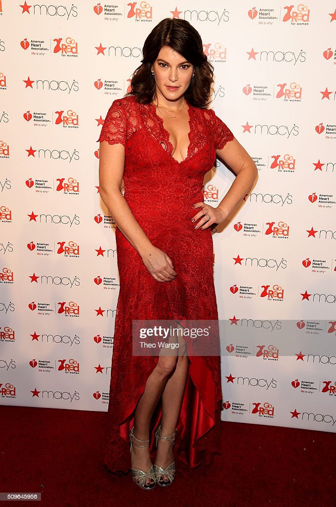 The American Heart Association's Go Red For Women Red Dress Collection 2016 Presented By Macy's - Arrivals