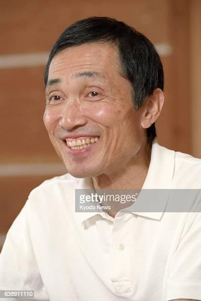 Writer Gempei Akasegawa is seen in September 1998 in Machida Tokyo Japan