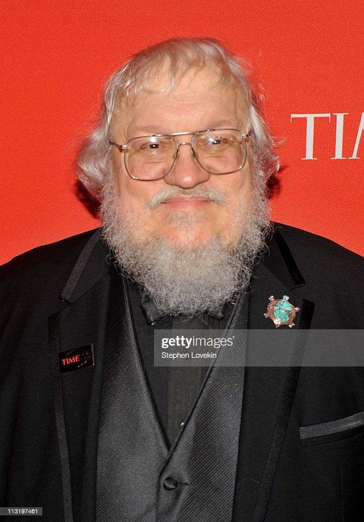 Writer George R.R. Martin attends the TIME 100 Gala, TIME'S 100 Most Influential People In The World at Frederick P. Rose Hall, Jazz at Lincoln Center on April 26, 2011 in New York City.