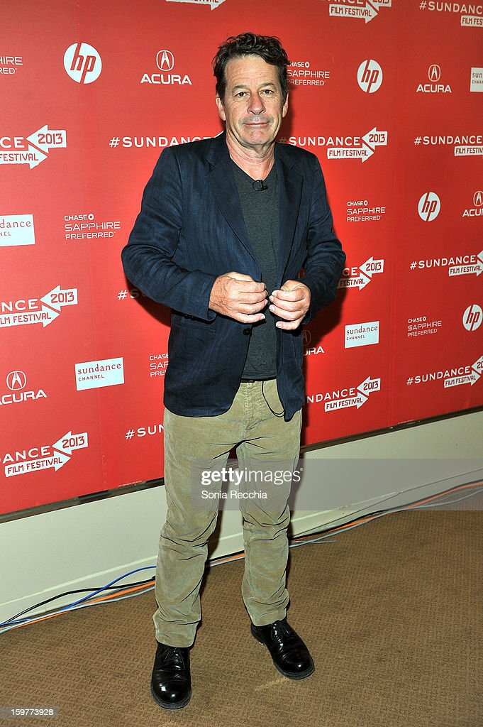 Writer Gerard Lee attends the 'Top Of The Lake' premiere at Egyptian Theatre during the 2013 Sundance Film Festival on January 20, 2013 in Park City, Utah.