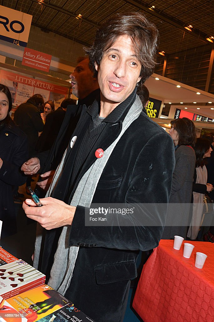 Opening at parc des expositions in paris getty images - Salon du livre porte de versailles 2015 ...