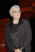 Writer Harper Lee attends the Library Foundation of Los Angeles 2005 Awards Dinner honoring Harper Lee at the City National Plaza on May 19 2005 in...