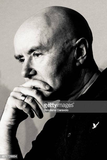 Writer Irvine Welsh attends Tempo Di Libri Book Show on April 22 2017 in Milan Italy