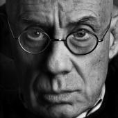 James Ellroy, In Studio,