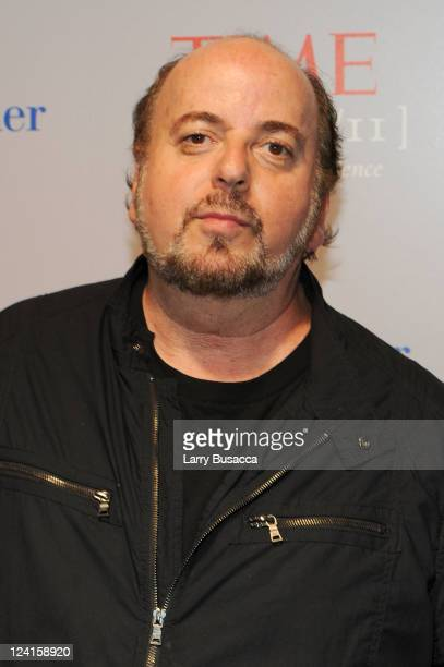 Writer James Toback attends Time Warner's 'Beyond 9/11' Photo Exhibit and Screening at Milk Studios on September 8 2011 in New York City