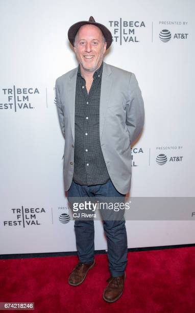 Writer Jay Reiss attends the premiere of 'Dare to be Different' during the 2017 Tribeca Film Festival at Spring Studios on April 27 2017 in New York...