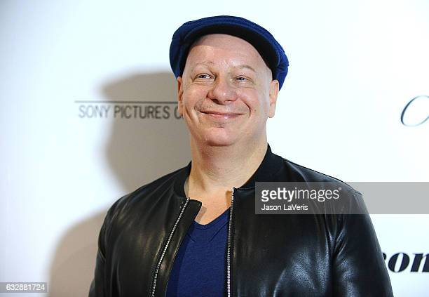Writer Jeff Ross attends the premiere of 'The Comedian' at Pacific Design Center on January 27 2017 in West Hollywood California