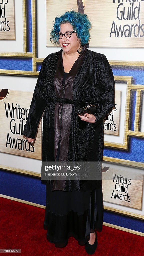 Writer Jenj Kohan attends the 2014 Writers Guild Awards L.A. Ceremony at the JW Marriott Los Angeles at L.A. LIVE on February 1, 2014 in Los Angeles, California.