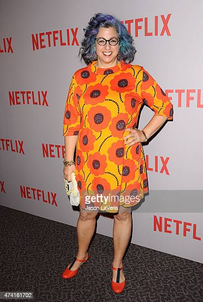 Writer Jenji Kohan attends Netflix's 'Orange Is The New Black' For Your Consideration screening and QA at Directors Guild Of America on May 20 2015...