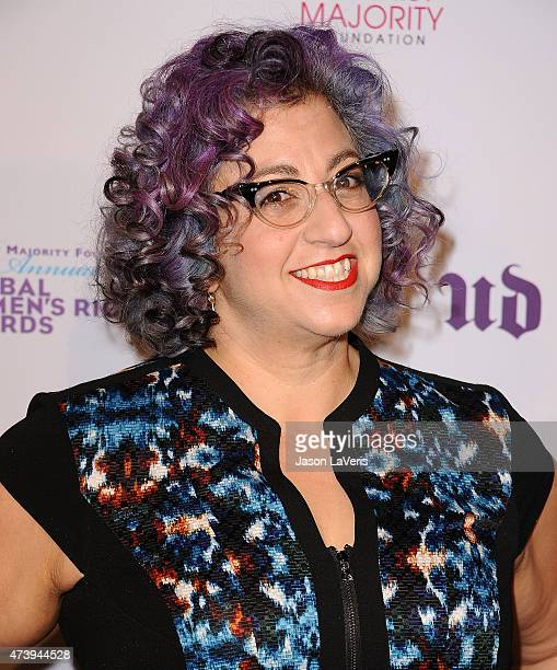 Writer Jenji Kohan attends the 10th annual Global Women's Rights Awards at Pacific Design Center on May 18 2015 in West Hollywood California
