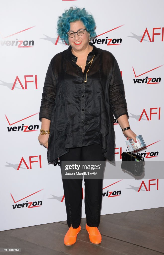 Writer <a gi-track='captionPersonalityLinkClicked' href=/galleries/search?phrase=Jenji+Kohan&family=editorial&specificpeople=854240 ng-click='$event.stopPropagation()'>Jenji Kohan</a> attends the 14th annual AFI Awards Luncheon at the Four Seasons Hotel Beverly Hills on January 10, 2014 in Beverly Hills, California.