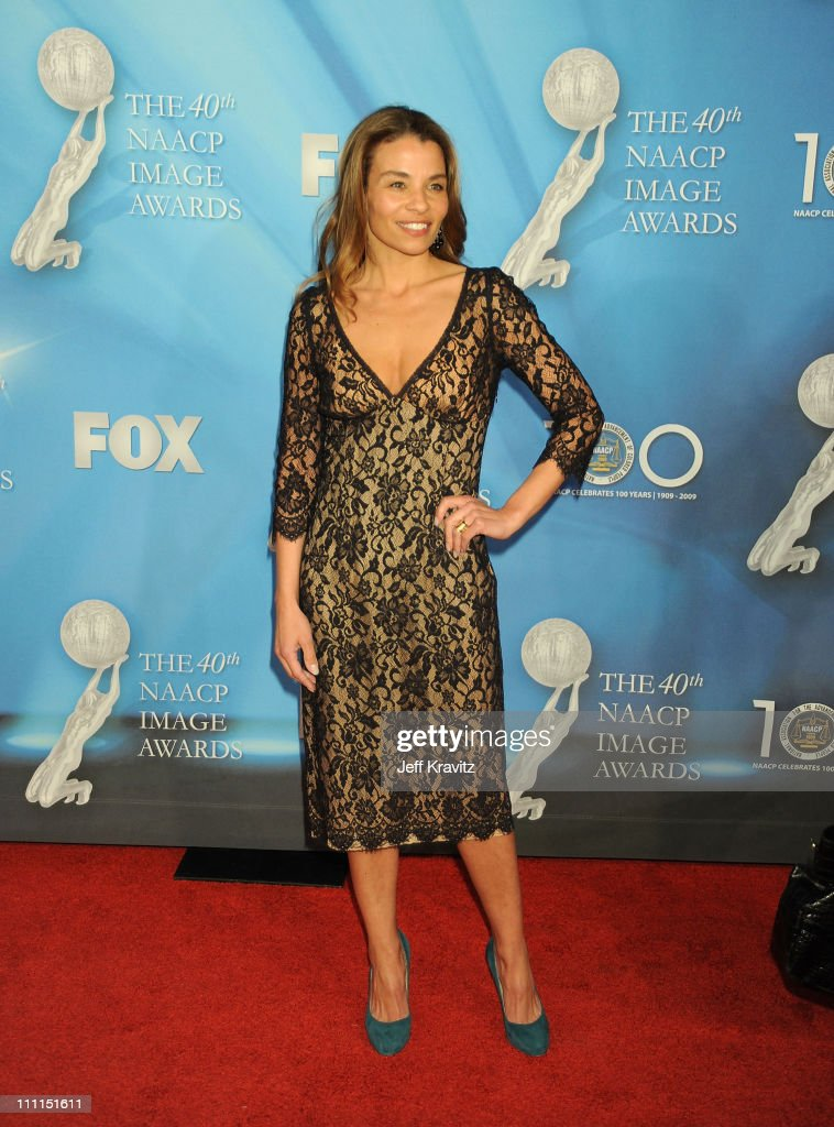 Writer <a gi-track='captionPersonalityLinkClicked' href=/galleries/search?phrase=Jenny+Lumet&family=editorial&specificpeople=1548604 ng-click='$event.stopPropagation()'>Jenny Lumet</a> arrives at the 40th NAACP Image Awards held at the Shrine Auditorium on February 12, 2009 in Los Angeles, California.