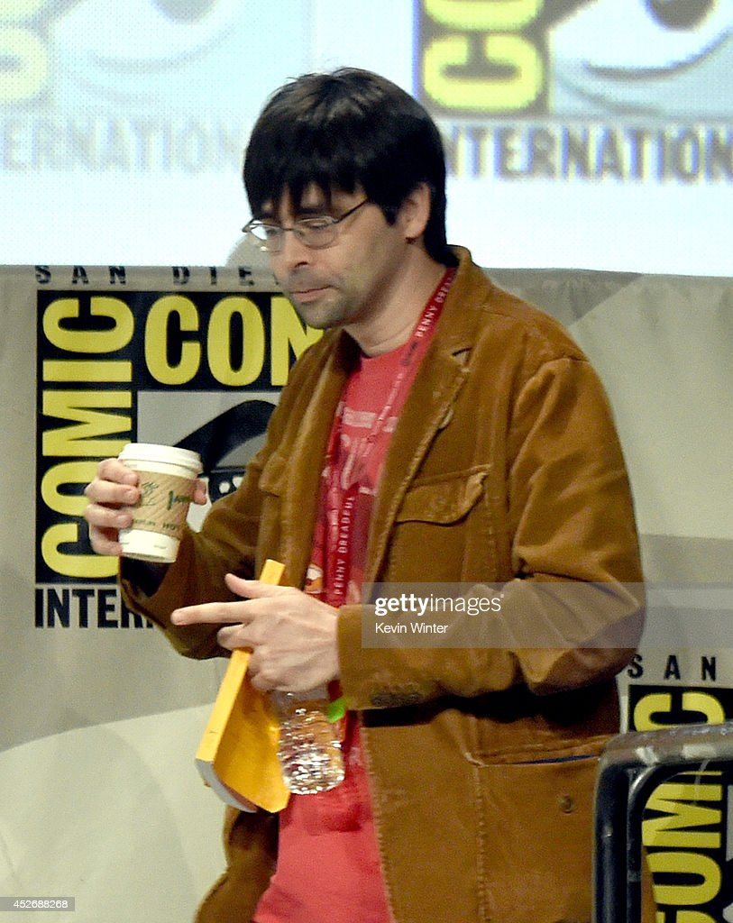 Writer Joe Hill attends the Sony Pictures presentation during Comic-Con International 2014 at San Diego Convention Center on July 25, 2014 in San Diego, California.