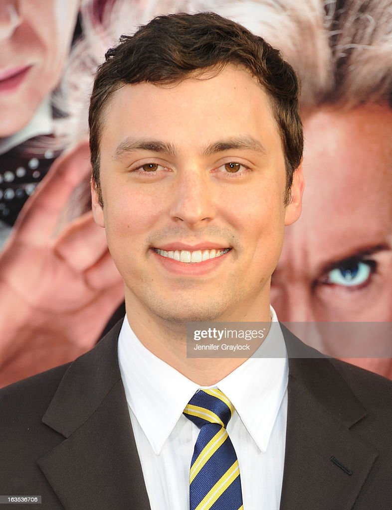 Writer <a gi-track='captionPersonalityLinkClicked' href=/galleries/search - writer-john-francis-daley-attends-the-incredible-burt-wonderstone-los-picture-id163536706