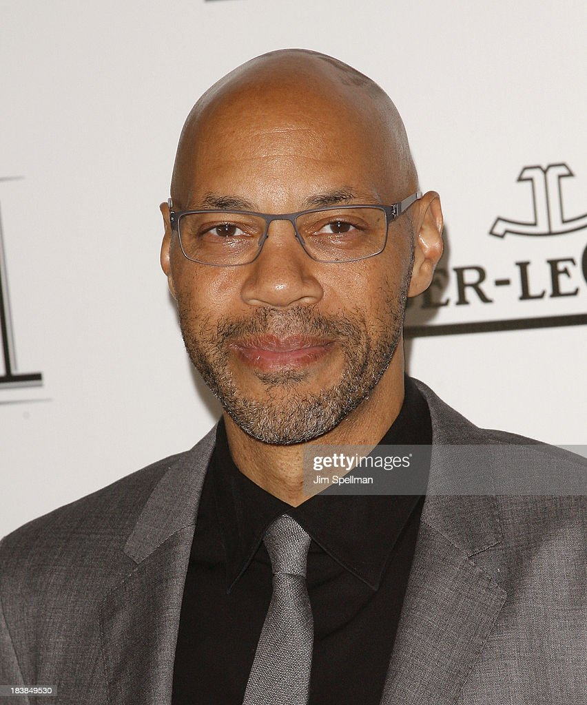 Writer John Ridley attends the Gala Tribute To Ralph Fiennes during the 51st New York Film Festival at Alice Tully Hall at Lincoln Center on October 9, 2013 in New York City.
