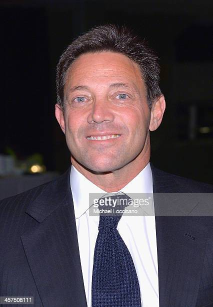 Writer Jordan Belfort attends the 'The Wolf Of Wall Street' premiere after party at Roseland Ballroom on December 17 2013 in New York City
