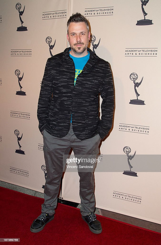 Writer Josh Stoddard attends The Television Academy presents Amazon Studios at The Television Academy at Leonard H. Goldenson Theatre on November 7, 2013 in North Hollywood, California.