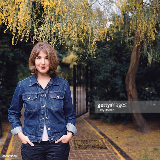 Writer journalist and social activist Naomi Klein is photographed for Fast Company Magazine in London United Kingdom