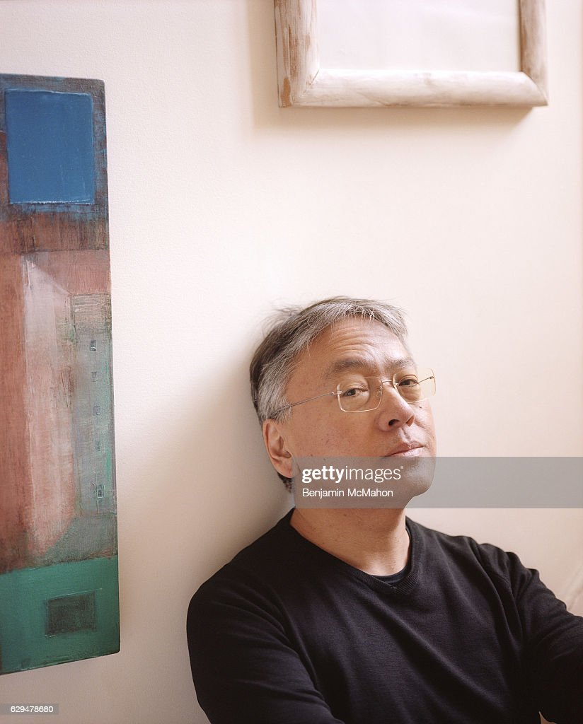 Kazuo Ishiguro, Telegraph UK, February 28, 2015