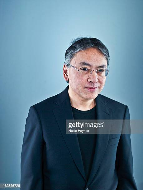 Writer Kazuo Ishiguro is photographed on December 4 2011 in London England