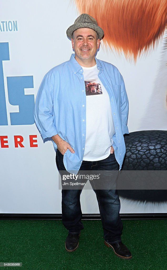 Writer Ken Daurio attends the 'Secret Life Of Pets' New York premiere on June 25, 2016 in New York City.