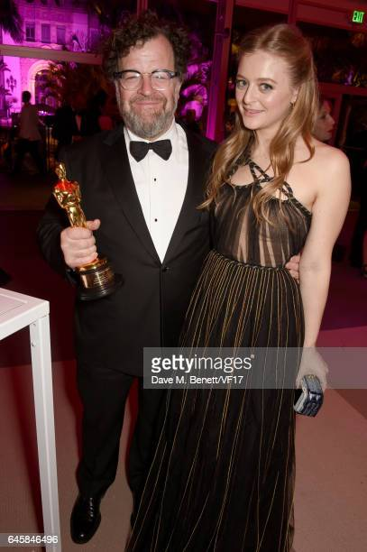 Writer Kenneth Lonergan attends the 2017 Vanity Fair Oscar Party hosted by Graydon Carter at Wallis Annenberg Center for the Performing Arts on...