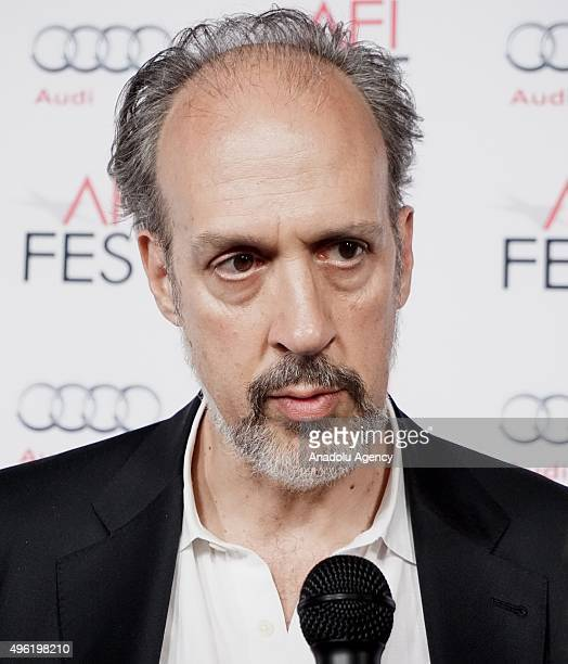 Writer Kent Jones attends the Gala screening of 'Where To Invade Next' presented by AFI Fest 2015 at the Egyptian Theatre on November 07 2015 in...