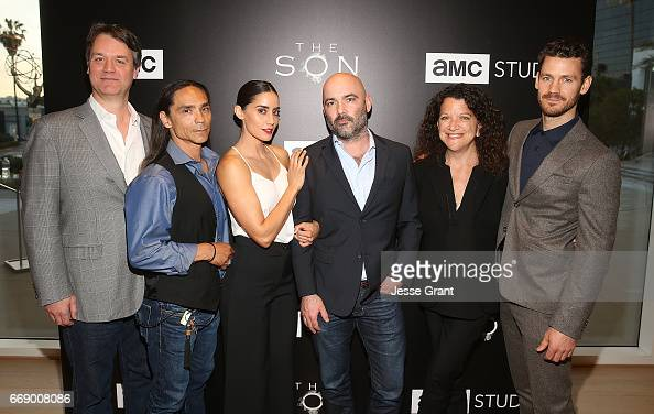 http://media.gettyimages.com/photos/writer-kevin-murphy-actor-zahn-mcclarnon-actress-paola-nunez-show-picture-id669008086?s=594x594