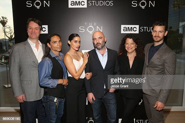 http://media.gettyimages.com/photos/writer-kevin-murphy-actor-zahn-mcclarnon-actress-paola-nunez-show-picture-id669008190?s=594x594