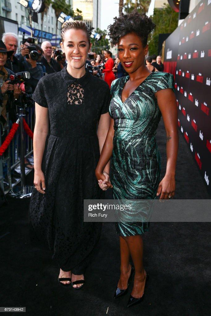 "Premiere Of Hulu's ""The Handmaid's Tale"" - Red Carpet"