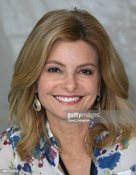Writer Lisa Bloom attends the 19th Annual Los Angeles Times Festival of Books Day 2 at USC on April 13 2014 in Los Angeles California