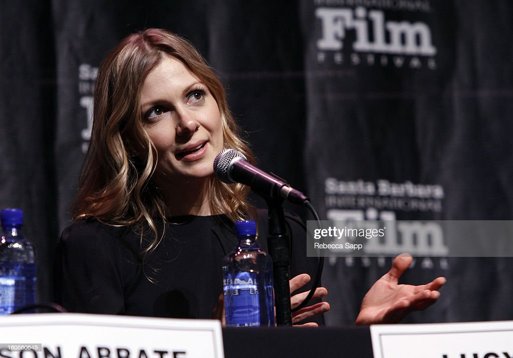 Writer Lucy Alibar attends the 28th Santa Barbara International Film Festival Women's Panel on February 2, 2013 in Santa Barbara, California.