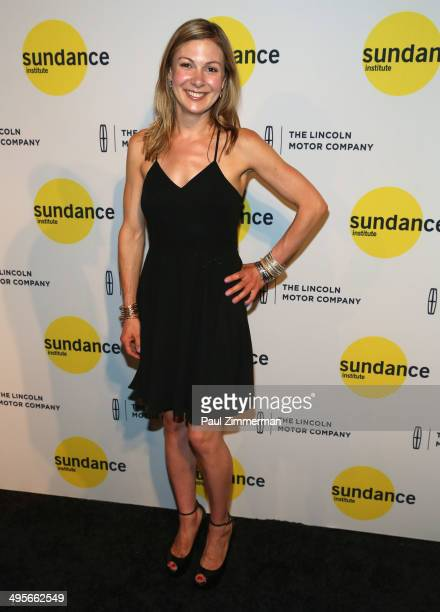Writer Lucy Alibar attends the Sundance Institute New York Benefit 2014 at Stage 37 on June 4 2014 in New York City