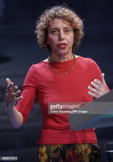 Writer Lydia Rivlin from Hornsey and Wood Green speaks at the Tory Party Conference in Bournemouth where she won a standing ovation after accusing...