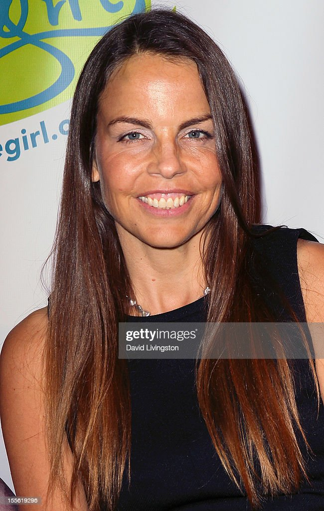 Writer Margaret Stohl attends the Bold Ink Awards at the Eli and Edythe Broad Stage on November 5 2012 in Santa Monica California